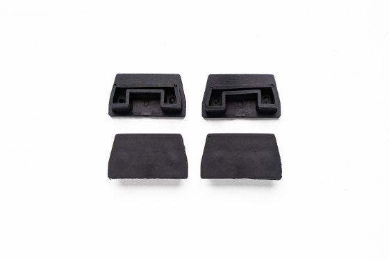 RTT MOUNT CHANNEL END CAP(4PC)