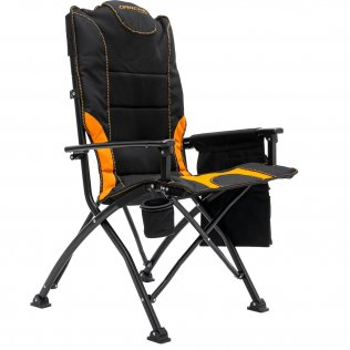 VIPOR XVI CHAIR BLACK/ORANGE